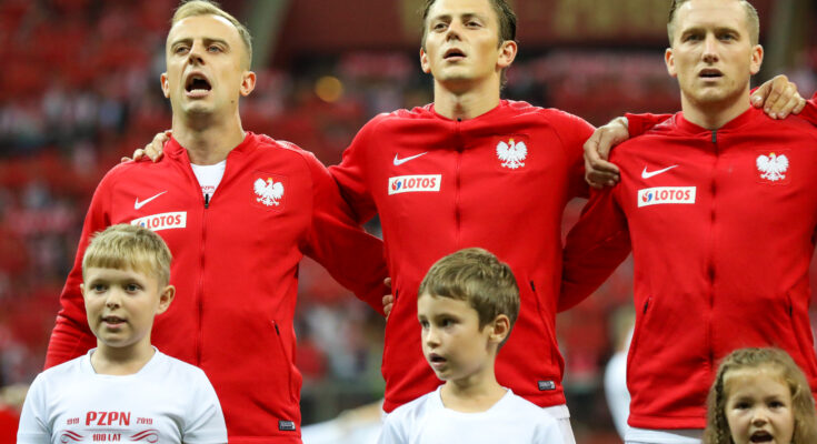 Kamil Grosicki, Dawid Kownacki, Piotr Zieliński